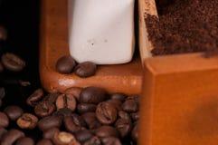 Coffee grinder Stock Image