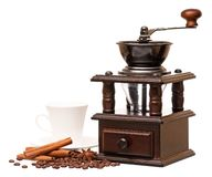 Coffee grinder Stock Photography