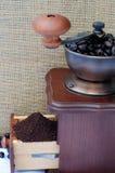 Coffee grinder. Is prepar for drink Stock Image