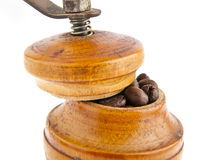 Coffee-grinders and coffee Royalty Free Stock Photography