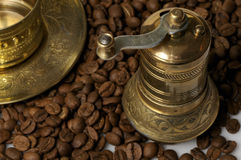 Coffee gringer royalty free stock photo