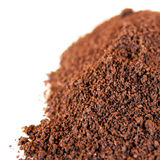 Coffee grounds Royalty Free Stock Images