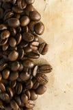 Coffee grunge background Royalty Free Stock Photos