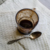Coffee guessing Royalty Free Stock Image
