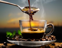 Coffee' Royalty Free Stock Photo