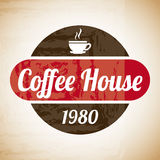 Coffee house Royalty Free Stock Photos