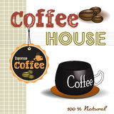 Coffee house Royalty Free Stock Photography