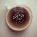Coffee House Stock Photography