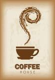 Coffee house design Stock Photo