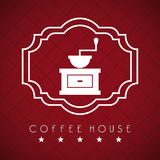 Coffee house Stock Image