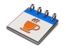Coffee icon Royalty Free Stock Image