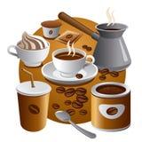 Coffee icon Royalty Free Stock Photo