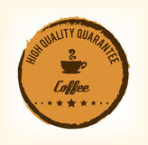 Coffee icon Royalty Free Stock Images
