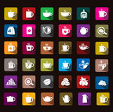 Coffee icon Stock Images