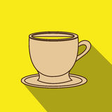 Coffee icon design Royalty Free Stock Photo