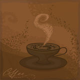 Coffee illustration stock photos