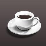 Coffee. Illustration of coffee cup design Royalty Free Stock Photos