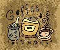 Coffee image Royalty Free Stock Images