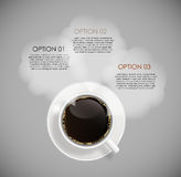 Coffee Infographic Templates For Business Vector Stock Images