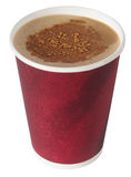 Coffee. Isolated Royalty Free Stock Image