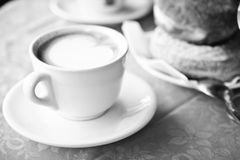 Coffee in Italy Royalty Free Stock Images