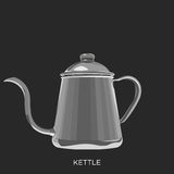 Coffee Kettle Royalty Free Stock Image