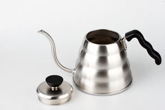 Coffee kettle Royalty Free Stock Photo