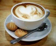Coffee latte Royalty Free Stock Photos