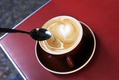 Coffee Latte Stock Photo