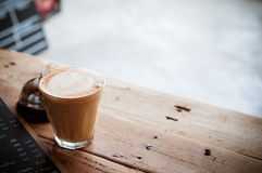 Coffee latte Stock Photos