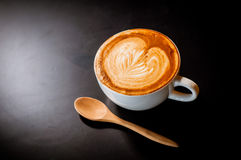 Coffee latte Royalty Free Stock Photo