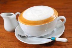 Coffee latte Stock Image