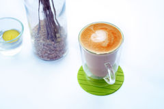 Coffee latte Royalty Free Stock Photography