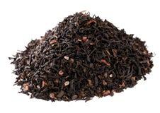 Coffee-like mate tea infused with chocolate Stock Photos