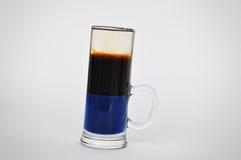 Coffee liquor coctail Stock Photo