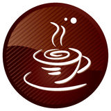 Coffee logo Stock Photos