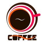 Coffee logo stock illustration