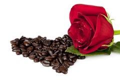 Coffee Love Stock Photography