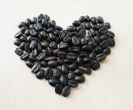 Coffee love background Royalty Free Stock Image