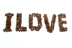 Coffee Lover Royalty Free Stock Images