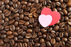 The Coffee Lover Stock Photography