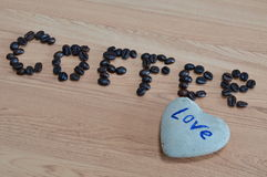 Coffee lover Royalty Free Stock Image