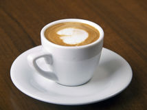 Coffee Macchiato Royalty Free Stock Photos