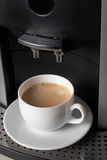 Coffee from machine Stock Images