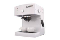 Coffee_machine ilustração do vetor
