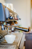 Coffee machine Stock Image