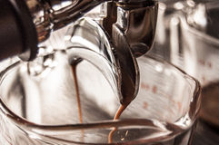 Coffee machine Stock Images