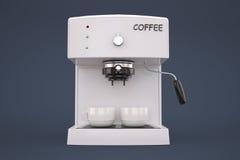 Coffee_machine Royalty Free Stock Photo