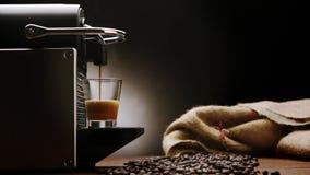Coffee Machine for Italian Espresso -HD cinemagraph