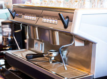 Coffee machine Stock Photography